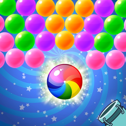 Bubble POP Holidays - Classic Shooter Free iOS App