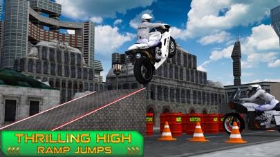 Police Moto Training screenshot 3