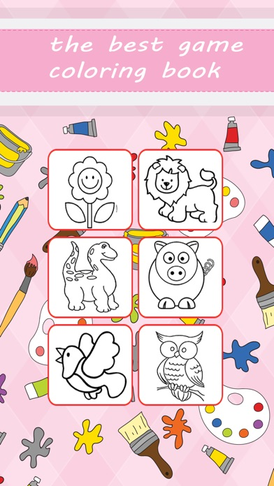 Coloring Book For Kids And Preschool Toddler Learn On The App Store