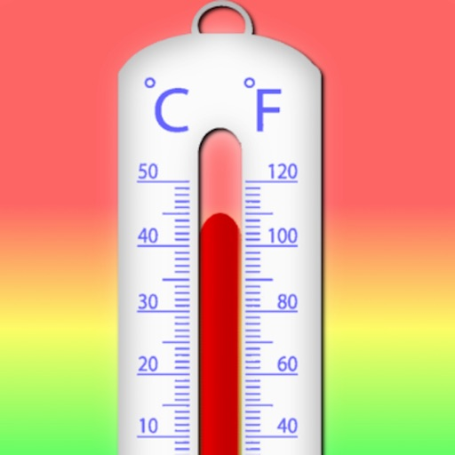 Термометр - температуры атмосферного воздуха