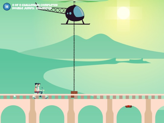 Scooter Squad - Action Adventure Game Screenshot