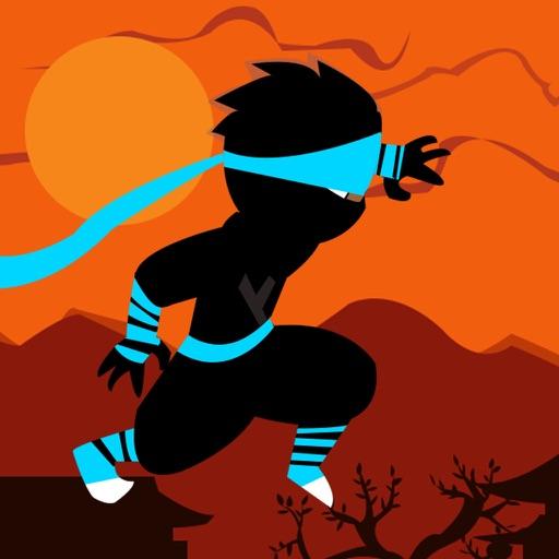 Ninja Fight Games iOS App