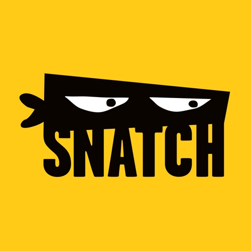 Snatch - Augmented Reality Treasure Hunt Game iOS App