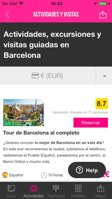 download Guía de Barcelona de Civitatis.com apps 3