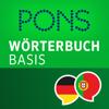 Wörterbuch Portugiesisch - Deutsch BASIS von PONS