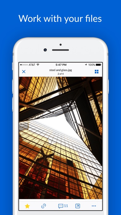 download Box for iPhone and iPad appstore review