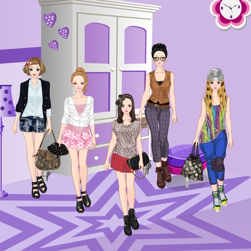 Fashion DressUp Girls images