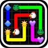 Link Jewels - Draw Pipe Lines Between the Dots!