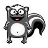 Skunk Stickers