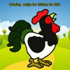 Coloring recipe for chicken for kids good baked chicken recipe
