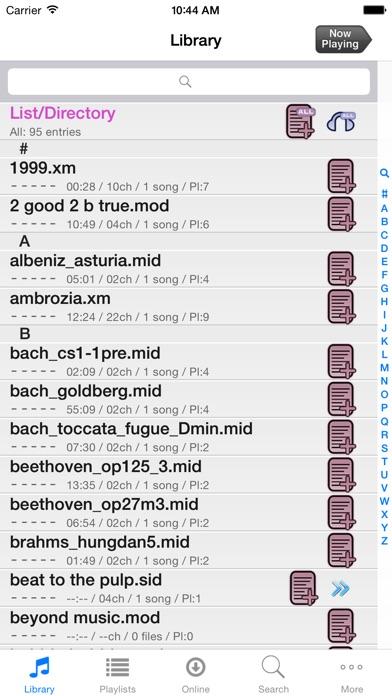 Modizer screenshot1