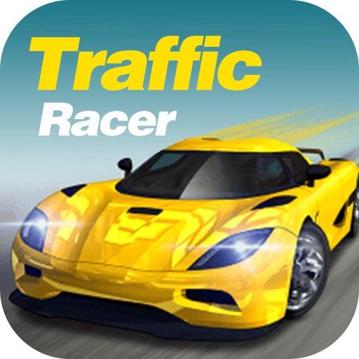traffic racer jeux de voiture 2016 par yupeng zhang. Black Bedroom Furniture Sets. Home Design Ideas