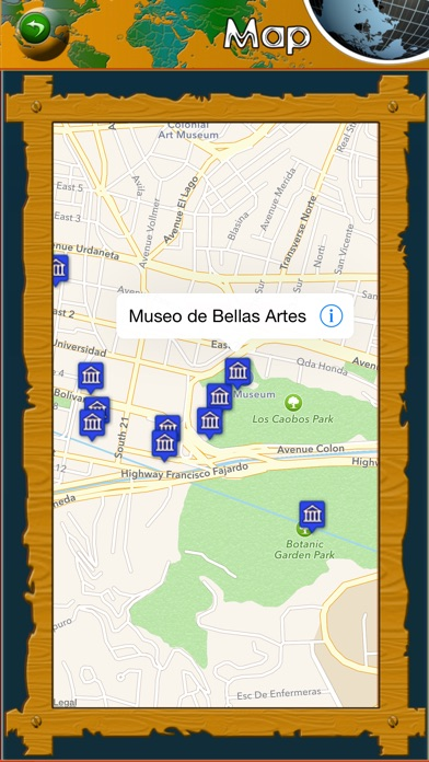 Venezuela tourism guide on the app store iphone screenshot 2 sciox Images