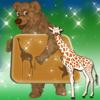 Wood Puzzle Match The Wild Animals Wiki