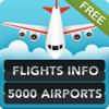 Flight Information 5000 Airports