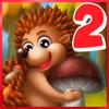 Hedgehog's Adventures 2: games for kids