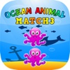 Ocean Animal Match 3 - Sea Matching Games