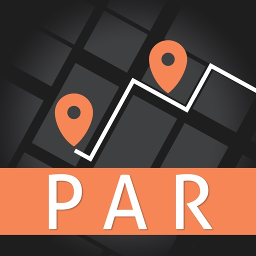巴黎  Paris:Paris Travel Guides【离线地图指南】