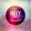 Happy & Smile Quotes Wallpapers & backgrounds