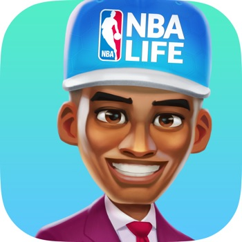 NBA Life app for iphone