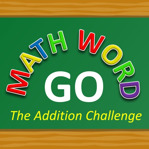 Math Word Go - Addition