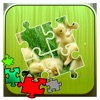 Baby Farm Animals Jigsaw Games