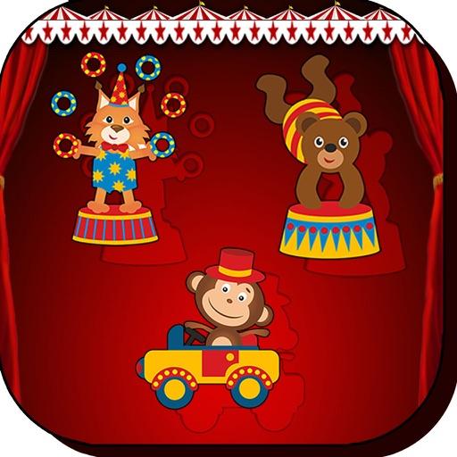 Animals Circus Puzzle Game iOS App