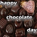 Chocolate Day Greetings eCards Maker icon