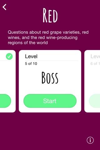 SWE Wine & Spirits Trivia Quiz screenshot 2