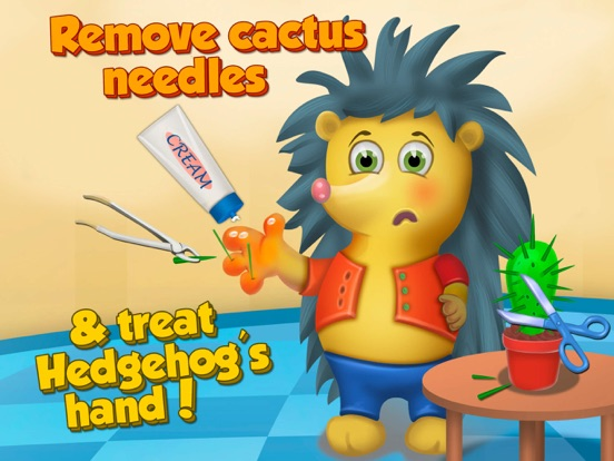 Скачать игру Little Buddies – Animal Hospital, Dentist Office