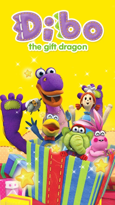Dibo the gift dragon 1 app store iphone 1 negle Choice Image