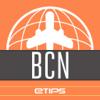 Barcelona Offline Karte Reiseführer und Stadtplan