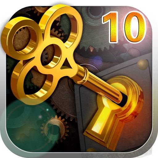 密室逃脱 : 100个房间10