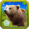 3D Bear Forest Simulation Premium