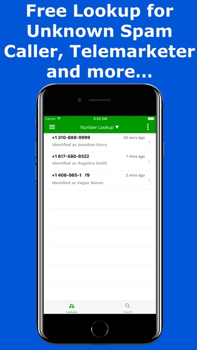 how to change caller id number on iphone