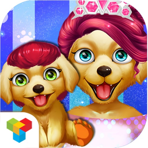 Puppy Princess Baby Born Salon-Pets Surgery Sim iOS App