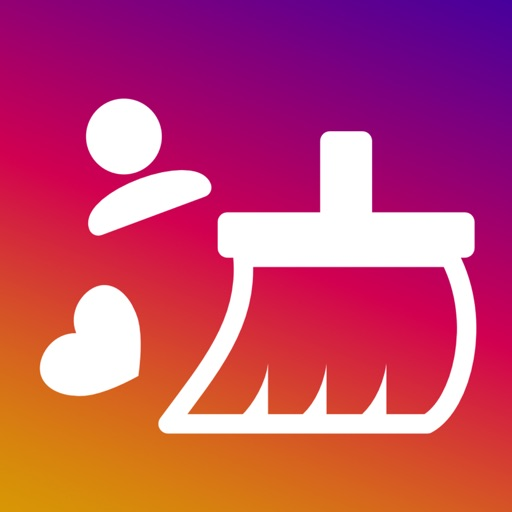 InstaClean for Instagram - Mass unfollow & unlike App Ranking & Review