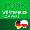 Słownik Niemiecko - Polski KOMPAKT od PONS