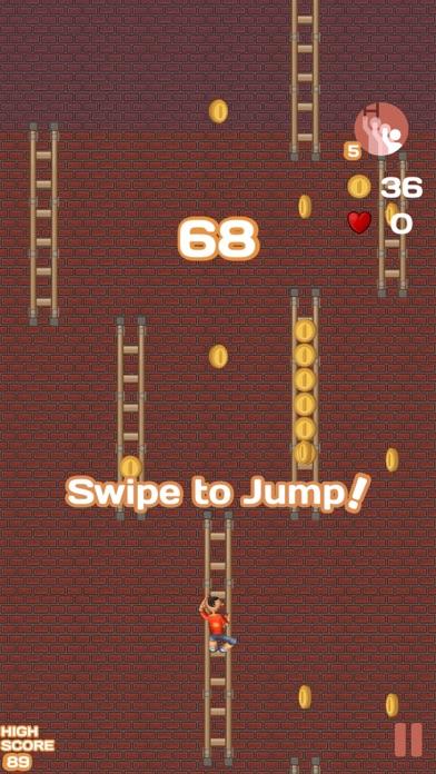 Ladder Guy Screenshot