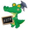 CrocoMath - Your Math Teacher is a cute Crocodile!