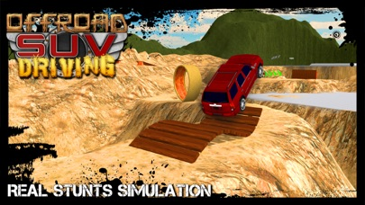 Screenshot #10 for Offroad SUV Driving & Simulator