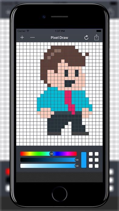 Fabuleux Pixel Editor - Pixel Art Maker And Editor on the App Store LI94