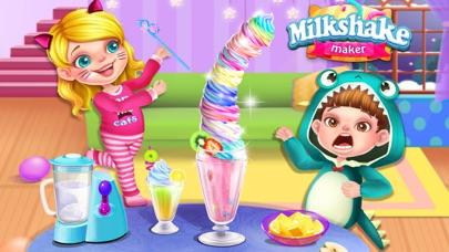 ミルクシェイクメーカー!のスクリーンショット1