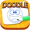 Draw & Paint Smileys on Drawing Book