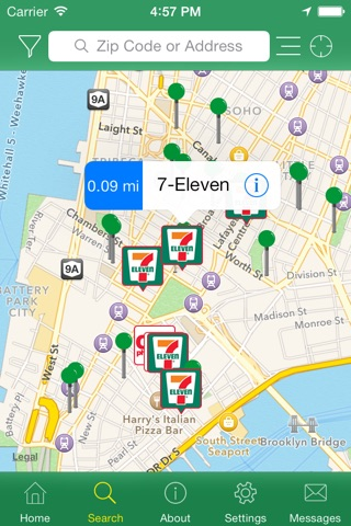 Allpoint® - ATM Locator screenshot 2