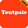 Serge Alain Moussirou - ToutPaie Admin artwork