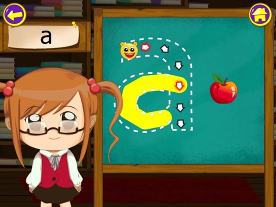 Kids Alphabet Games Pro Screenshots