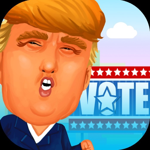 President Trump City Conquerz iOS App