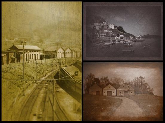 Vintage Scene Screenshot