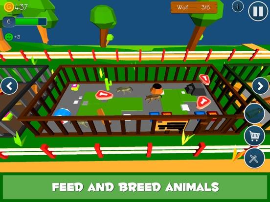 Zoo Crafting App